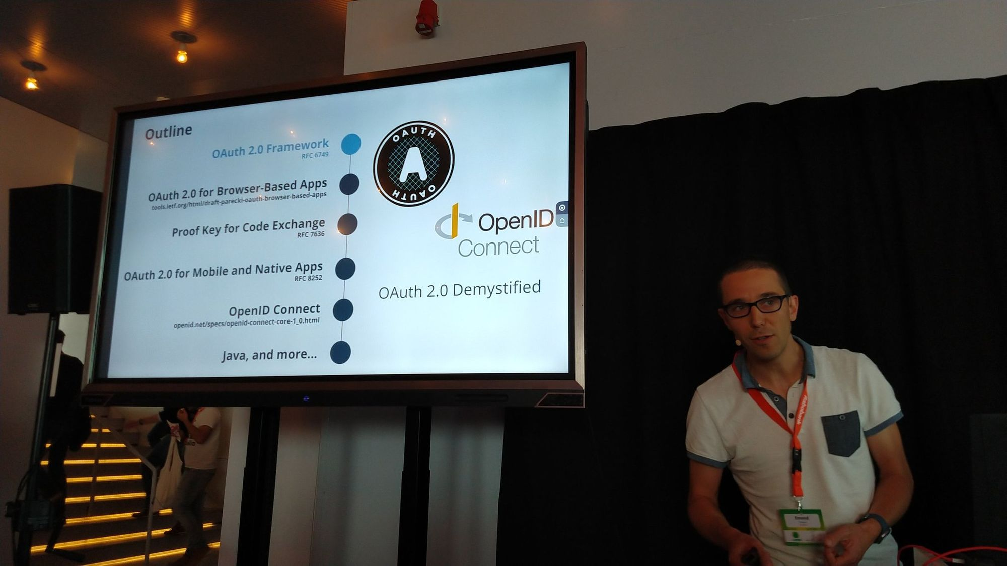 OAuth 2.0 Demystified @ J-Spring 2019